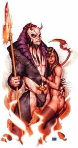 Iblis di dunia Manusia